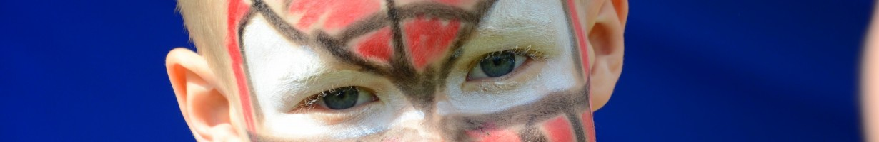 Malowanie twarzy - Imprezy integracyjne Gdańsk