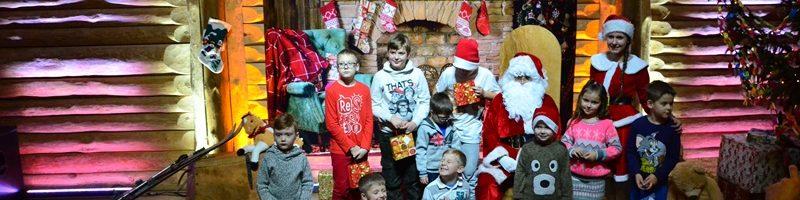 Kraina Świętego Mikołaja wOwidzu - Agencja eventowa Gdańsk